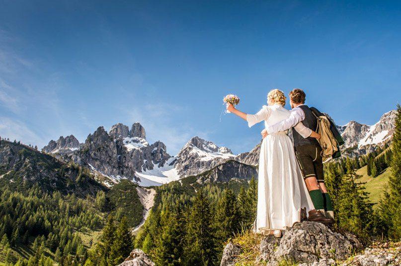 Hochzeitsfotograf Lorenz Masser aus dem Salzburger Land