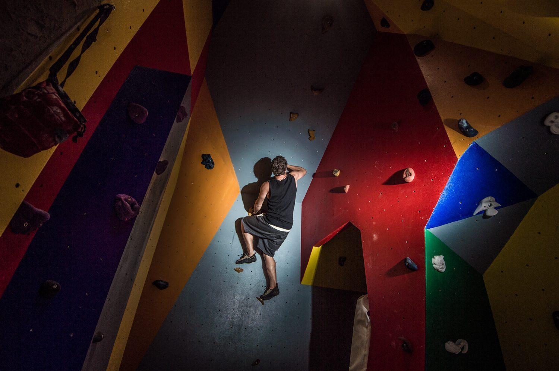 Kletterwand, Fotograf, Boulder, Indoor, Tauernruh, Lorenz Masser