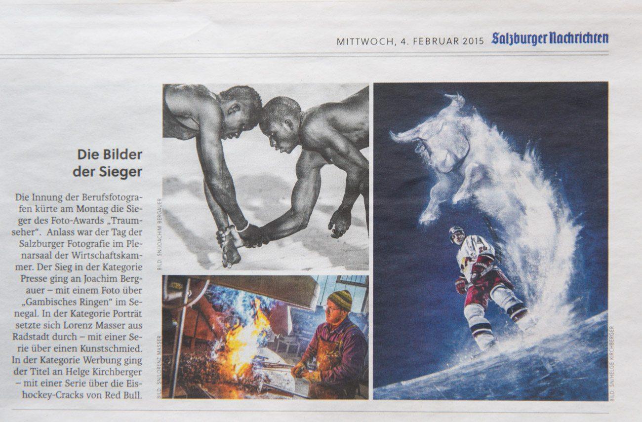 Traumseher, Salzburger Nachrichten, Portraitfotografie, Lorenz Masser