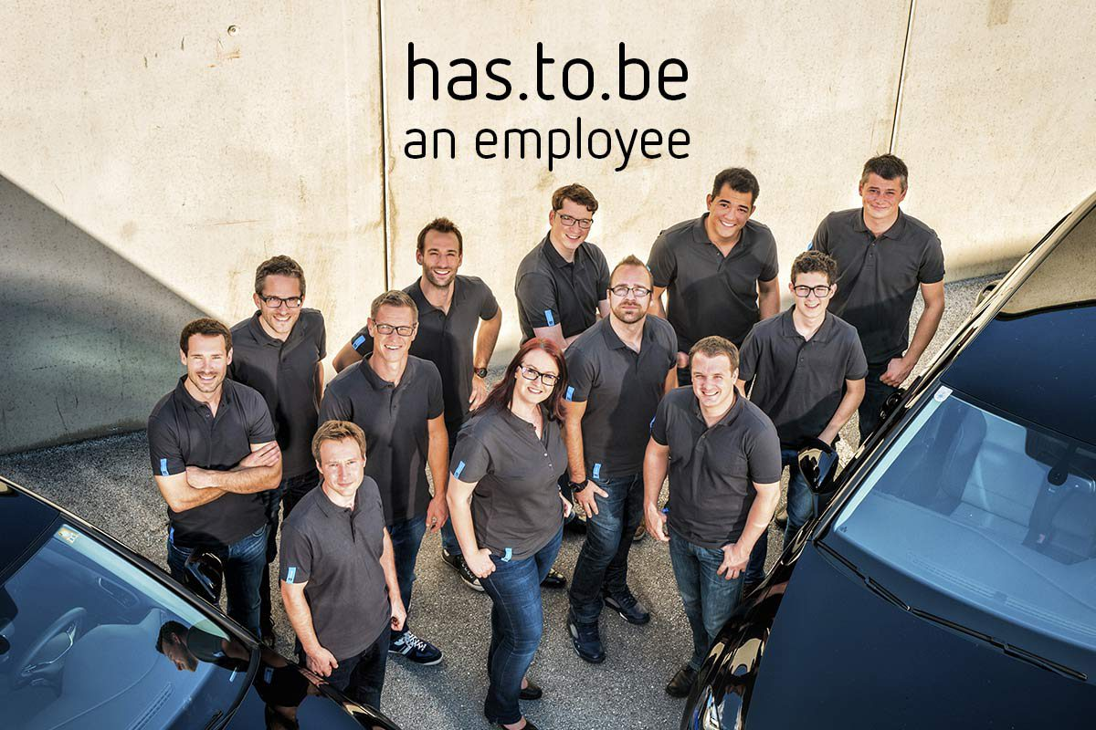 Mitarbeiter, has.to.be. , Portraitfotografie, Firmen Fotoshooting,