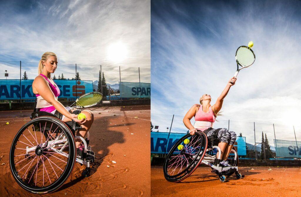 Rollstuhl, Tennis, Sportfotograf, Sports Photographer, Lorenz Masser