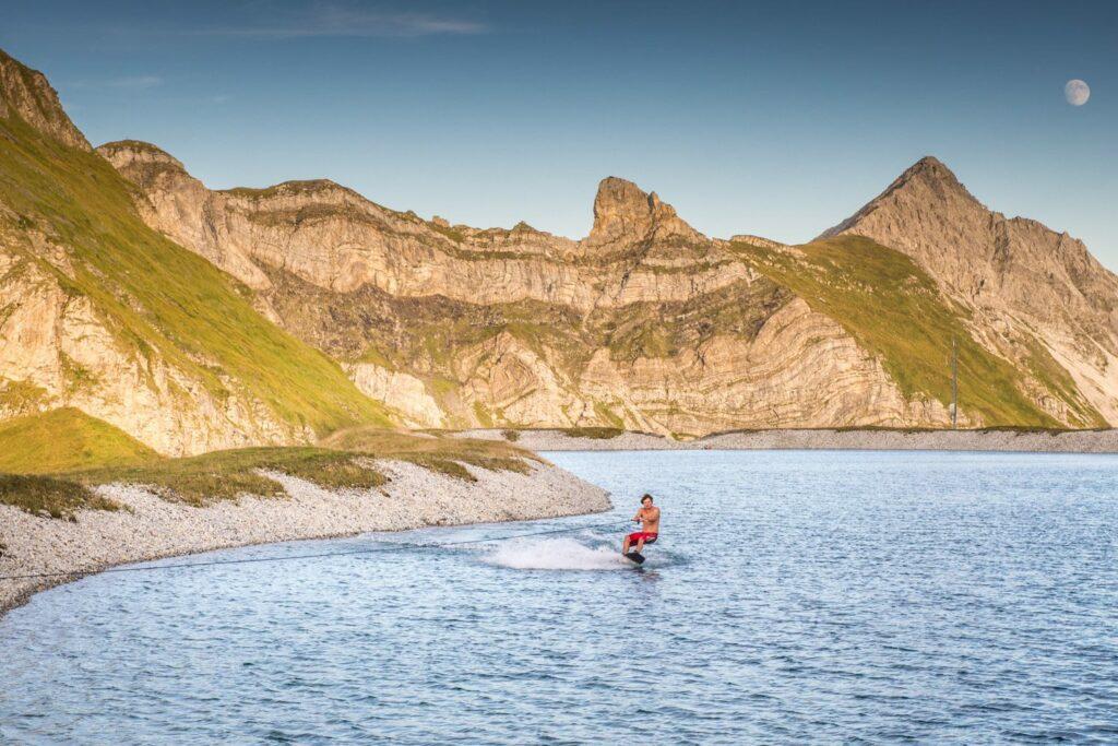 Wakeboard, Obertauern, Fullmoon, Action, Sportfotografie, Sports Photographer, Lorenz Masser
