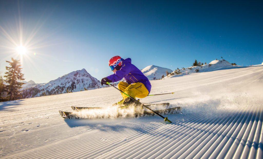 Ski, Tourismus, Werbefotos, Lorenz Masser