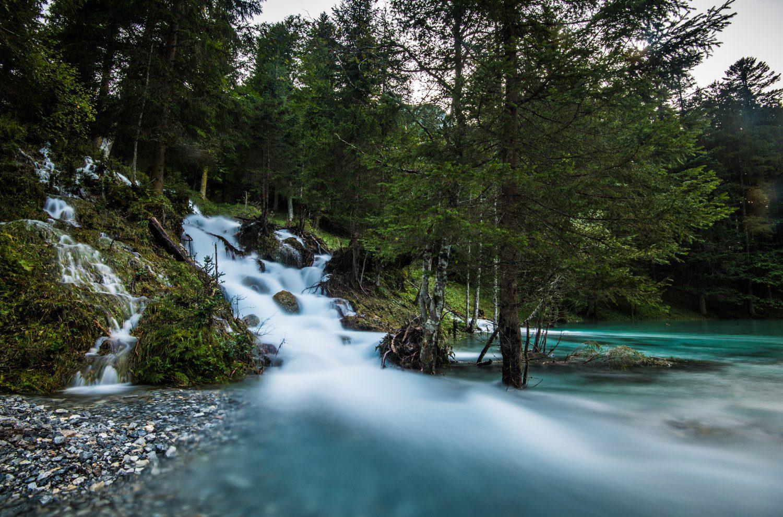 Kleinarler See Jägersee im Salzburger Land