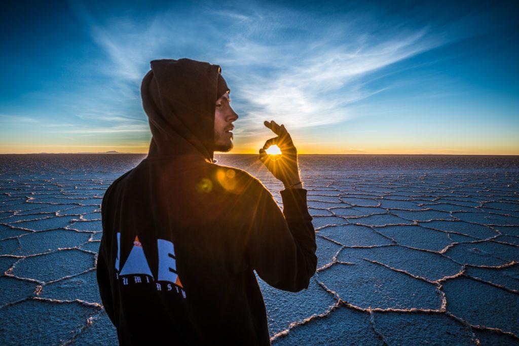 Salar de Uyuni-Südamerika