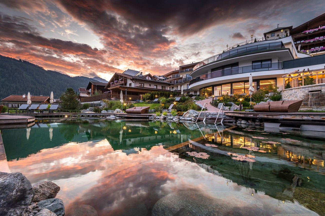 Hotelfotograf Lorenz Masser Salzburger Land