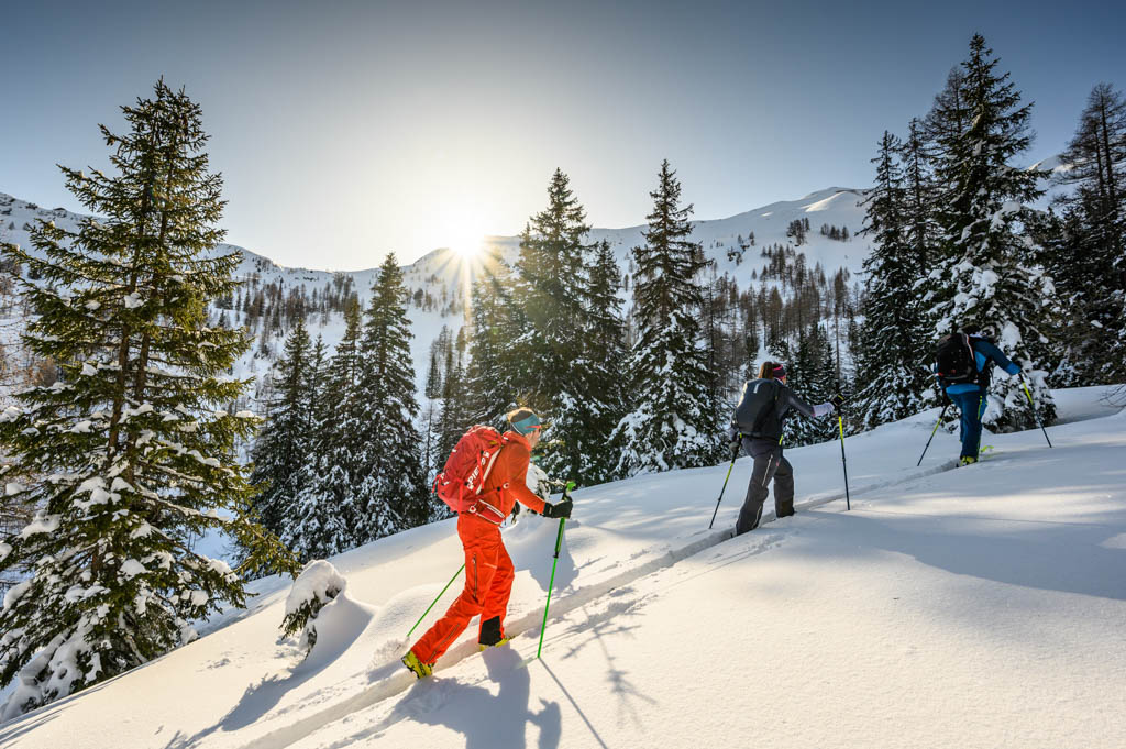 Löffler, Rauris, Skitour,Tourenshooting, Foto: Lorenz Masser