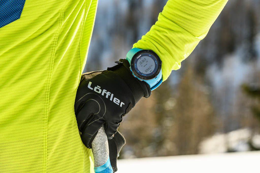 Löffler, Rauris, Uhr. Skitour, Foto: Lorenz Masser