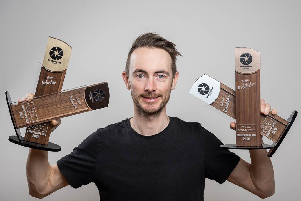 Industrie Fotograf Landespreis Salzburg Lorenz Masser